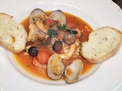 カチューコイタリア風魚介の寄せ鍋